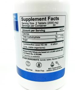 KE99 Supplement Facts